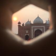 Agra, India, 2015.